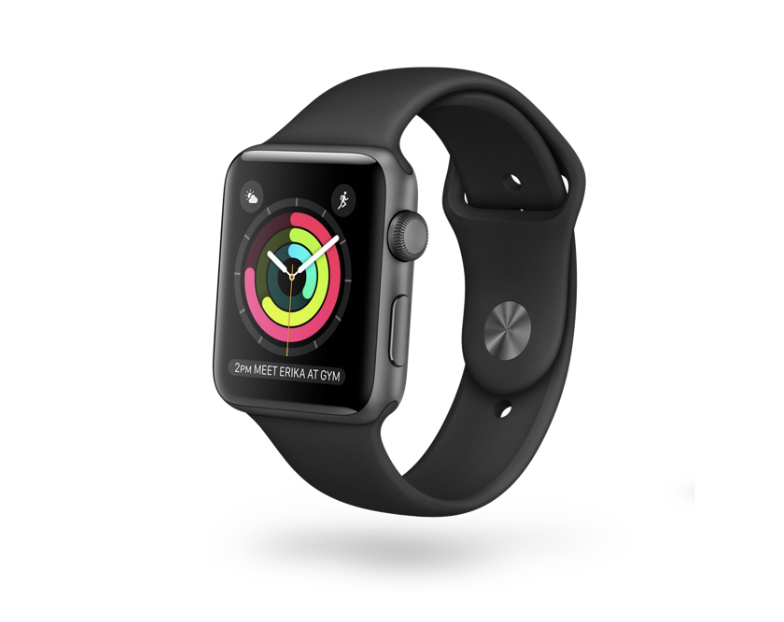 Apple® Watch Series 2 Aluminum Case